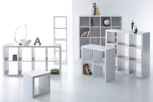 Style-Raumteiler-Gruppe
