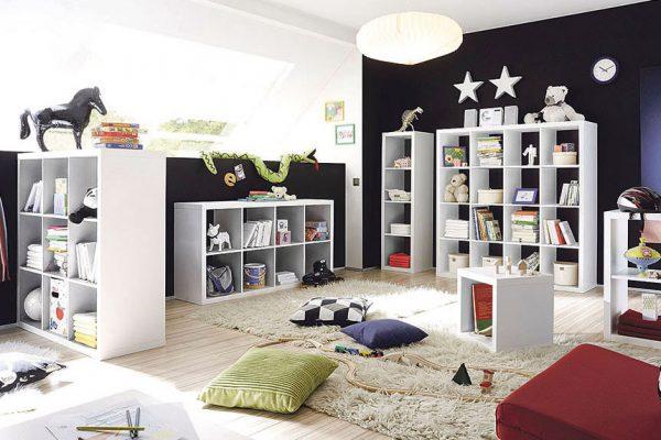 Style-Raumteiler-Milieu